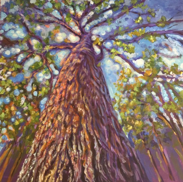 #tree Valley Art Center in Chagrin Falls Ohio It's Elemental: Earth & Air
